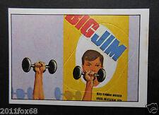 figurines figuren figurer stickers picture cards figurine big jim 24 panini 1977