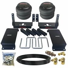 AirMaxxx Bolt On Air Tow Assist Kit 80 - 97 F250 3/4 ton 4wd Pick up overload