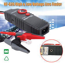 NOYAFA NF-820 High &Low Voltage Cable tester Underground Cable Finder BNC Tester