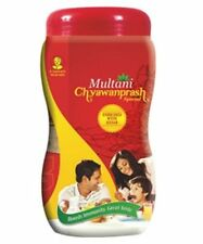 Multani Chyawanprash Special 1 Kg Pack with saffron and Ayurvedic herbs