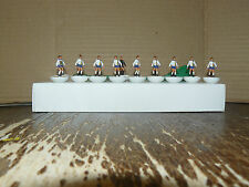 CARL ZEISS JENA 2nd kit 1974 SUBBUTEO TOP SPIN TEAM