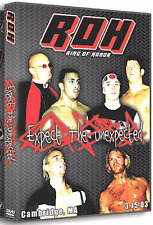 ROH Wrestling: Expect The Unexpected DVD, CM Punk Raven