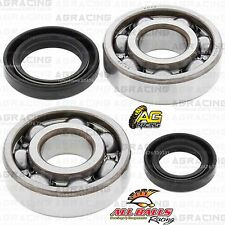 All Balls Crank Shaft Mains Bearings & Seals Kit For Honda CR 125R 1986 MotoX