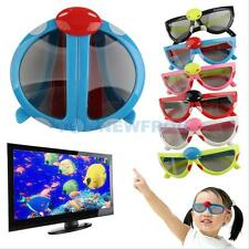 Foldable Children Beetle 3D Glasses for Passive Polarized Sony Samsung TVs