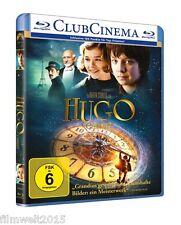 Hugo Cabret [Blu-ray](NEU & OVP) Chlöe Moretz von Martin Scorsese / 5 Oscars