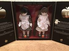 Little Apple Dolls Creo and Pestis Twins