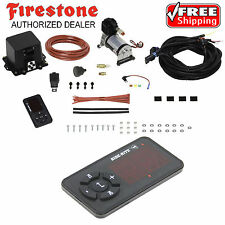 Firestone 2581 G3 Wireless Remote Air Compressor Digital Gauge Dual Path