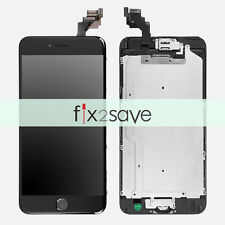 Black LCD Touch Screen Digitizer Display Assembly Replacement iPhone 6 Plus 5.5""