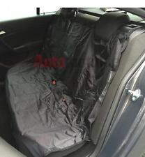 MERCEDES C CLASS (W203) (00-07)  REAR SEAT COVER HEAVY DUTY BLACK WATERPROOF