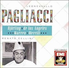 Leoncavallo: Pagliacci (CD, Jul-1989, EMI Music Distribution)