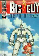 Big Guy and Rusty the Boy Robot #1-2  complete series Frank Miller Geof DARROW