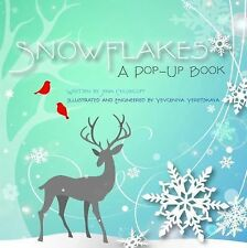 Snowflakes: A Pop-up Book, Jennifer Preston Chushcoff, Good Book