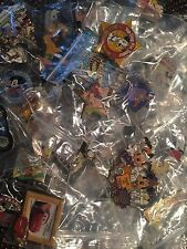 Authentic Disney Pin Trading - Lot of 10 pins + 1 SPECIAL!!! CAST/HM/RACK