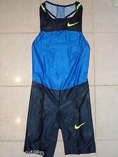 Nike Pro Elite SWIFT Sprint Tuta velocità Canottiera Corsa Pista Campo OLYMPIC XL Men's