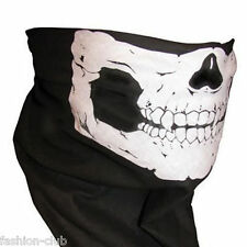Hot Bandana Novel Skull Bike Motor Helmet Neck Face Mask Paintball Ski Headwear