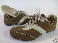 Schnürer ESPRIT SPORTS Halbschuhe Sneaker 37 1/2 4 1/2  braun mocca beige/Z50