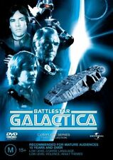 Battlestar Galactica (DVD, 2003, 7-Disc Set)
