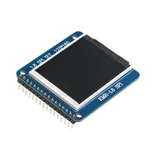 "1.8"" ST7735R SPI 128 x 160  TFT Pixels  LCD Display Module Breakout For Arduino"
