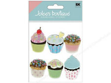 Jolee's Boutique Stickers - Vellum Cupcakes #276