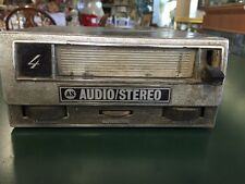 Vintage 60's 4 Track Player by MUNTZ AS AUDIO STEREO CHROME