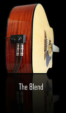 Acoustic/Electric Blend Pickup with Active Preamp. The Blend from Myers Pickups