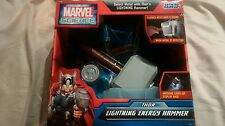 Marvel Science Thor's Lightning Energy Hammer NIB Avengers Thor Syndergaard