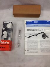 Sylvania HMI 575W HMI575  BriteArc  Metal Halide Light Bulb USA