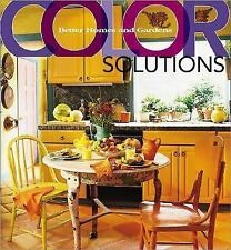 Books Color Solutions by Better Homes and Gardens Interior Design photos ideas