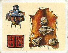 objets  rites Cultures Togo German colonial empire Africa Afrique IMAGE CARD 30s