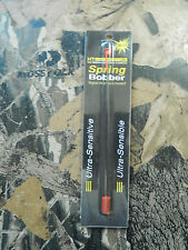 HT HI-VIZ Ice Fishing Rod Spring Bobber Snap On Sensitive Shock Ultra-Sensitive