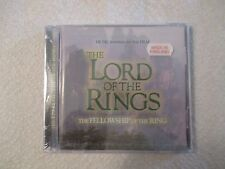 Music Inspired by Film Lord of the Rings: Fellowship of the Ring (2002) CD - NEW