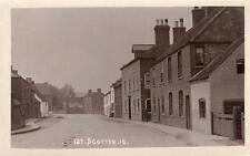 Scotter Nr Scunthorpe Kirton in Lindsey RP old pc used Scotter 1920