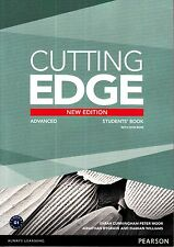 Pearson CUTTING EDGE Advanced NEW EDITION 2014 Students' Book / Coursebook @NEW@