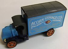 MATCHBOX 1:43 DIECAST MODEL 1920 AC MACK TRUCK ACORN STORAGE GRAPHICS NO Y30