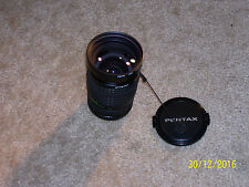 SMC Pentax-A Zoom 35-105mm F/3.5 Macro Lens with cap, HOYA 67mm skylight Filter