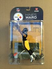 McFarlane NFL 2008 Hines Ward Pittsburgh Steelers black jersey Exclusive chase