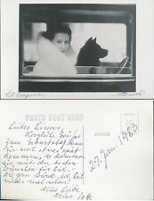 Lotte Jacobi: Lil Dagover (1). Original-Fotografie, signiert