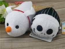 TSUM TSUM Jack Skellington ZERO Nightmare Halloween Christmas Mini Plush Toy New