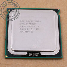 Intel Xeon X5470 3.33 GHz 1333MHz 4-Cores Socket 771 to 775 Sticker Adapters