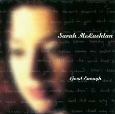 Good Enough [Single] by Sarah McLachlan (CD, May-1998, Phantom Import...