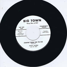 JIMMY WILSON - JUMPIN' FROM SIX TO SIX / OH ! RED - HOT R&B JIVERS