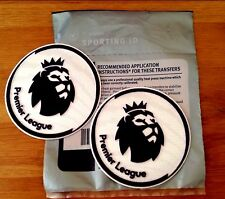2016-17 PREMIER LEAGUE Soccer Football Lextra SensCilia Badge Patch Set NEW
