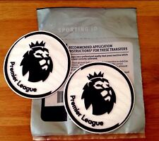 2016-17 PREMIER LEAGUE SOCCER CALCIO LEXTRA Senscilia Badge Patch Set Nuovo
