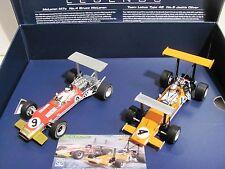 Scalextric C3544a F1 2er-Set Lotus Type 49 und McLaren M7c NEU mit OVP