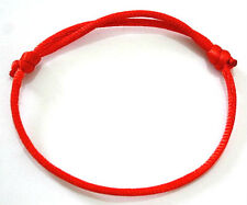 Red STRING KABBALAH LUCKY BRACELET Against Evil Eye for Success