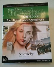001 The Adobe Photoshop CS4 Book for Digital Photographers, Kelby, Scott, Good