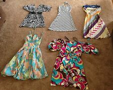 24pc. Lot Women's Varies Styles Designer & Store Brand Spring/Summer Dresses