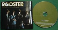 Rooster You're So Right For Me Brightside Label 82876689572 2005 CD Single