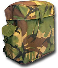 DPM British army surplus respirator Case Survival, Camera Fishing Airsoft