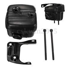 Black Chainsaw Muffler Bracket For Husqvarna 340 345 346 346XP 350 351 353